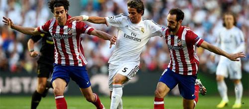 Кубок Испании: Атлетико - Реал Мадрид