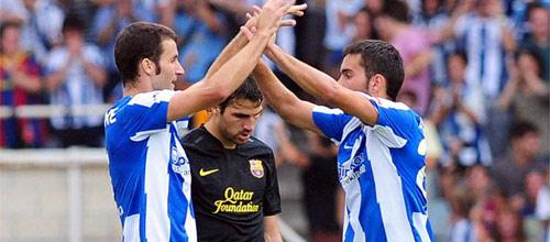 Кубок Испании: Реал Сосьедад - Вильярреал
