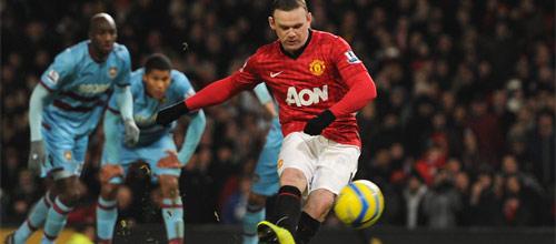 Чемпионат Англии: Вест Хэм - Манчестер Юнайтед
