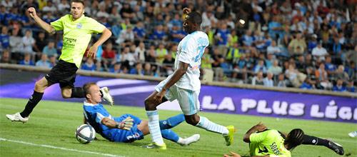 Чемпионат Франции: Марсель - Кан