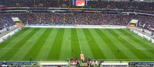 Чемпионат Германии: Айнтрахт Франкфурт - Шальке 04