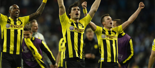 Чемпионат Германии: Боруссия Д - Майнц