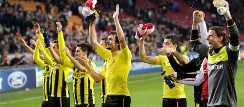 Чемпионат Германии: Боруссия Дортмунд - Аугсбург