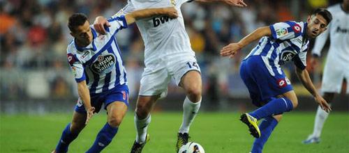 Чемпионат Испании: Реал Мадрид - Депортиво Ла Корунья