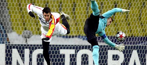 Чемпионат Испании: Севилья - Кордоба