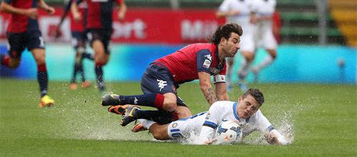 Чемпионат Италии: Кальяри - Интер