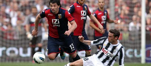 Чемпионат Италии: Сампдория - Дженоа