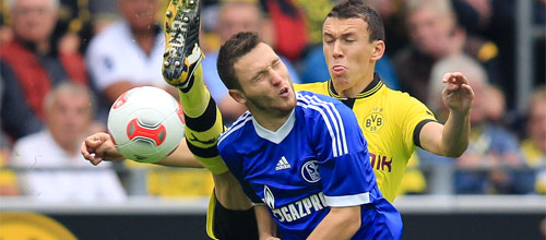 Германия, Бундеслига: Боруссия Дортмунд - Шальке 04