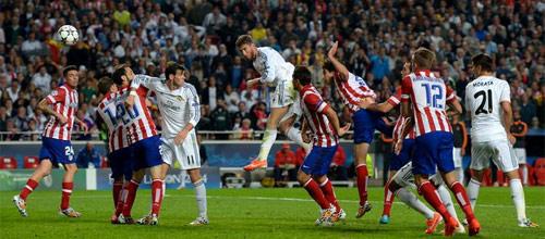 Испания, Примера Дивизион: Атлетико Мадрид - Реал Мадрид