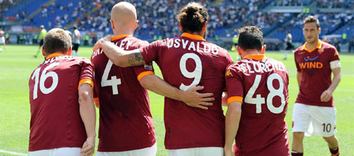 Италия, Серия А: Верона - Рома