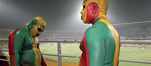 КАН: Гана - Экваториальная Гвинея