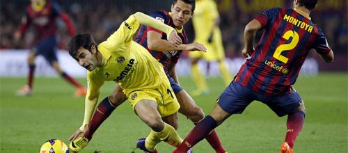 Кубок Короля Испании: Барселона - Вальярреал