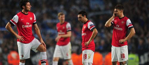 Лига Чемпионов: Арсенал Лондон - Монако