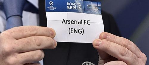 Лига Чемпионов: Арсенал - Монако