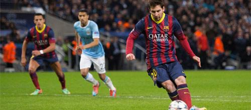 Лига Чемпионов УЕФА: Манчестер Сити - Барселона