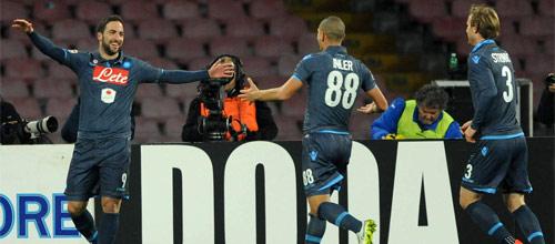 Лига Европы: Трабзанспор - Наполи