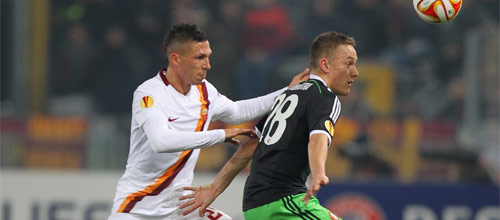 Лига Европы УЕФА: Фейеноорд - Рома