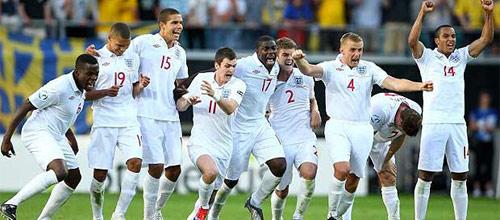 Чемпионат Европы, квалификация: Англия - Литва