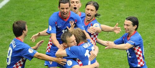 Чемпионат Европы, квалификация: Хорватия - Норвегия
