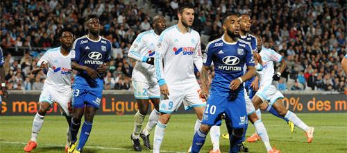 Чемпионат Франции: Марсель - Лион