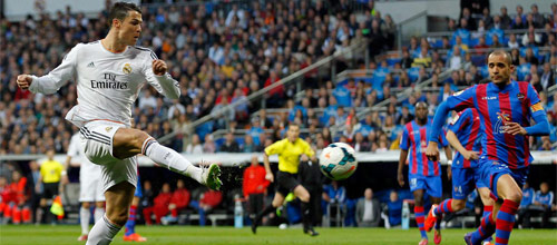 Чемпионат Испании: Реал Мадрид - Леванте