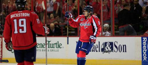 Чемпионат НХЛ: Вашингтон Кэпиталз - Каролина Харрикейнз