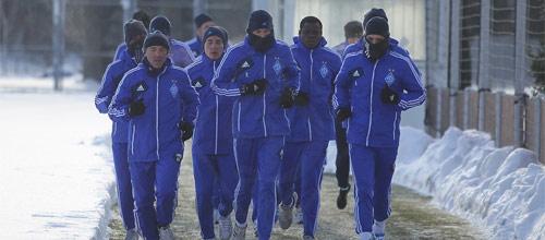 Чемпионат Украины: Олимпик - Динамо