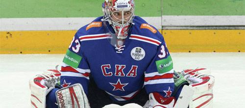 Континентальная хоккейная лига: СКА - ЦСКА
