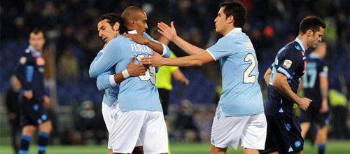Кубок Италии: Лацио - Наполи