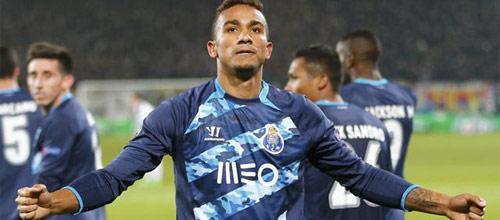 Лига Чемпионов: Порту - Базель