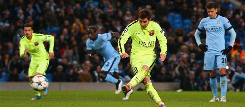 Лига Чемпионов УЕФА: Барселона - Манчестер Сити