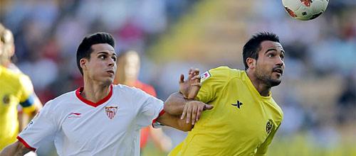 Лига Европы: Вилльяреал - Севилья