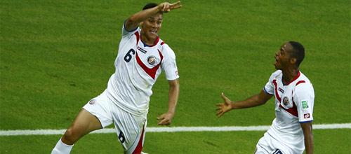 Международные товарищеские матчи: Панама - Коста-Рика
