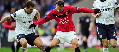 Англия, Премьер-Лига: Манчестер Юнайтед - Астон Вилла