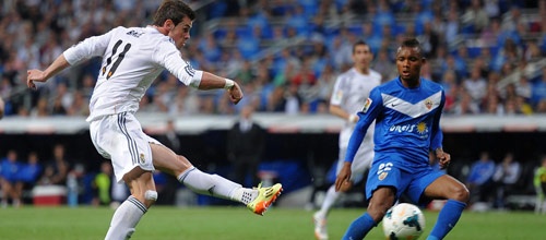 Чемпионат Испании: Реал Мадрид - Альмерия