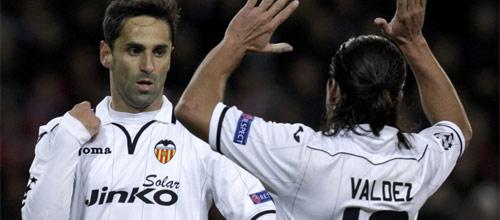 Чемпионат Испании: Валенсия - Вильярреал