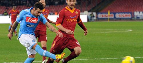 Чемпионат Италии: Рома - Наполи
