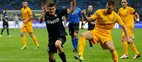 Чемпионат Италии: Верона - Интер
