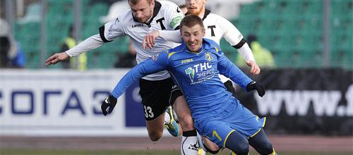Чемпионат России: Ростов - Торпедо