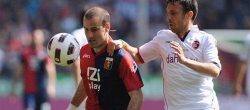 Италия, Серия А: Дженоа - Кальяри