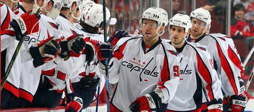 НХЛ, Плей-офф: Вашингтон Кэпиталз - Нью-Йорк Айлендерс