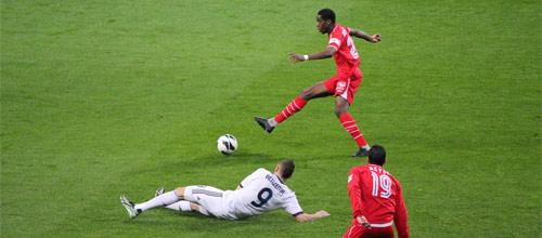 Чемпионат Испании: Севилья - Реал Мадрид