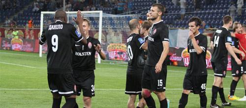 Чемпионат Украины: Днепр - Заря