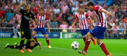 Испания, Примера: Атлетико Мадрид - Барселона