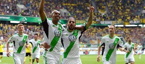 Кубок Германии, Финал: Боруссия Д - Вольфсбург