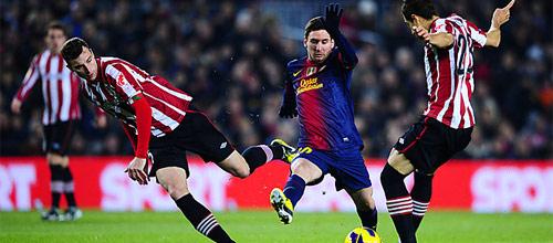 Кубок Испании, Финал: Атлетик Бильбао - Барселона