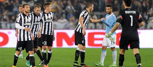 Кубок Италии, финал: Ювентус - Лацио