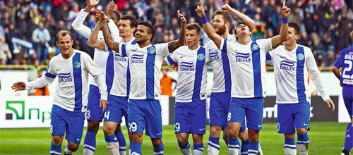 Лига Европы, Финал: Днепр - Севилья