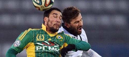 Российская Премьер-Лига: Кубань - Арсенал Тула