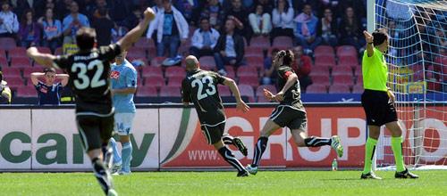 Чемпионат Италии: Наполи - Лацио